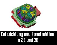 Entwicklung und Konstruktion in 2D und 3D